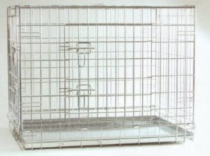 Bench 2-deurs verzinkt en inklapbaar (5) 121 cm