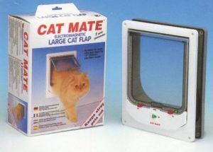Cat Mate Electromagnetisch kattenluik groot