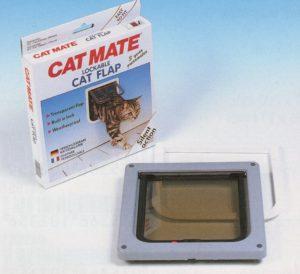 Cat Mate kattendeur met tweewegsluiting