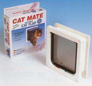 Cat Mate kattendeur met tweewegsluiting 50mm