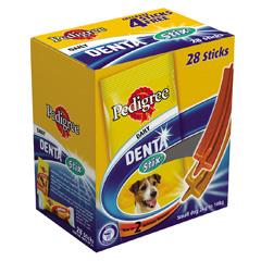 Dentastix multipak (28 sticks) voor kleine honden-0
