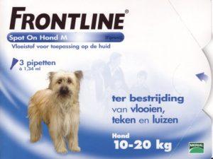 Frontline hond 10-20 kg