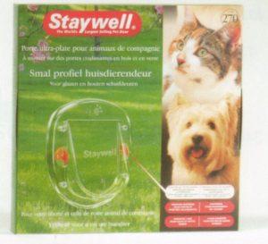 Staywell transparant 270 GIFD