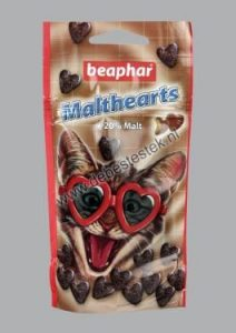 Beaphar malt hearts 150 stuks-0
