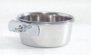 RVS coop-cups met houder en schroefdraad