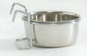 RVS coop-cups met houder