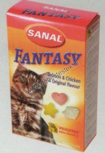 Sanal fantasy snack voor katten