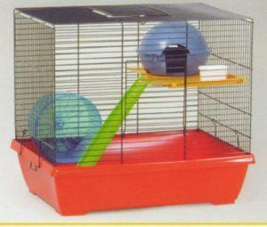 Hamsterkooi Noddy dubbel