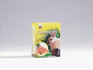 Pet Products Knaagsteen met wortel