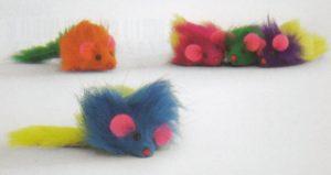 Gekleurde muis