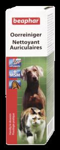 Oorreiniger hond/kat Oordruppels-0