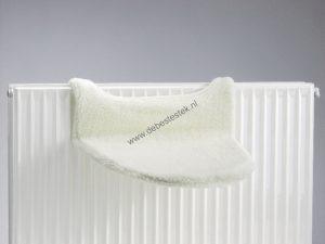 Hangmat voor aan radiator schapenvacht