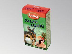 Sanal groenten drops voor knaagdieren