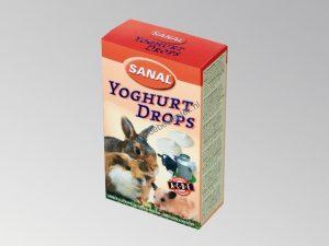 Sanal yoghurt drops voor knaagdieren