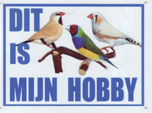 tropische vogels hobby