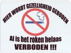 Anti Rook bord - gezellig-0