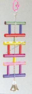 Acryl hangladder met bel