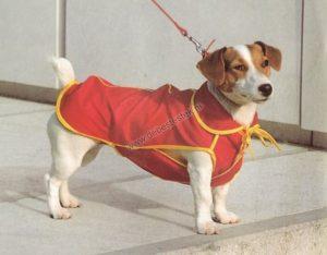 Hondenjas Dover (dekje) 80 cm Rood-0