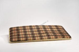Ligkussen met rits voor sofa 92 x 58 cm