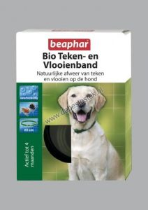Bio Teken en Vlooienband hond-0