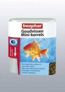 Goudvissen mini-korrels Click-Pack