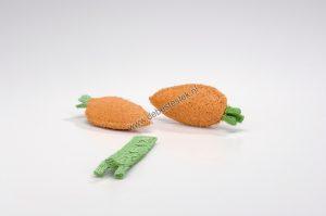 Loofah wortels