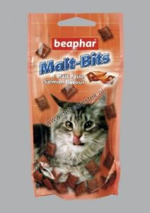 Beaphar Malt Bits Zalm 35 gram