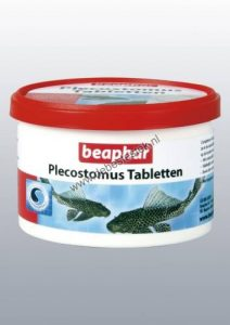 Plecostomus tabletten