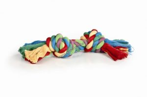 Flossytouw rainbow klein-0