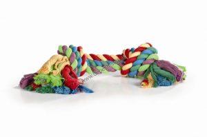 Flossytouw rainbow middel-0