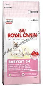Royal Canin Babycat 34 10kg