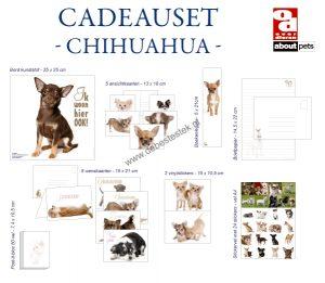 Chihuahua cadeauset