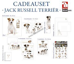 Jack Russell Terrier cadeauset-0