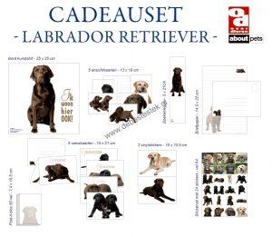 Labrador Retriever cadeauset-0