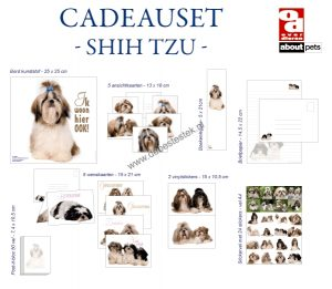 Shih Tzu cadeauset-0