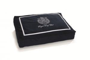 Ligkussen Royal Dog Club blauw