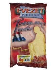 Evezet teammix feeder geel 1kg