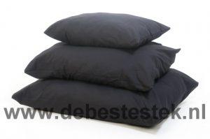 CK Ligkussen Workwear zwart 90 x 120 cm