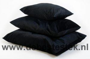 CK Ligkussen Bonfire zwart 90 x 120 cm