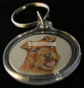Sleutelhanger Fox Terrier