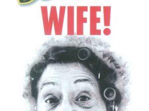 OD Waakbord Beware WIFE-0
