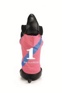 hondentrui hoodie C roze 26 cm-6488