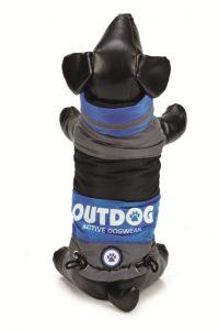 Hondenjas outdog blauw 34 cm-6524