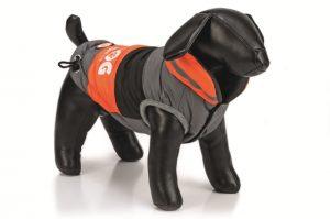 Hondenjas outdog oranje 34 cm-0