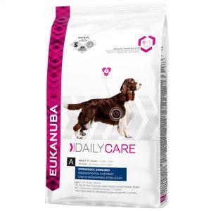 Eukanuba daily care adult droog hondenvoer overgewicht 12,5 kg-0