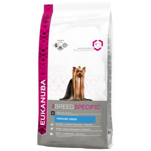 Eukanuba adult droog hondenvoer YORKSHIRE TERRIËR 2 kg-0