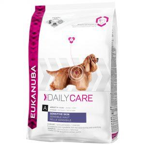 Eukanuba daily care adult droog hondenvoer gevoelige huid 2,3 kg-0