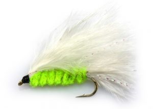 kunstvlieg Cats Whisker - Trout Fly 8-0