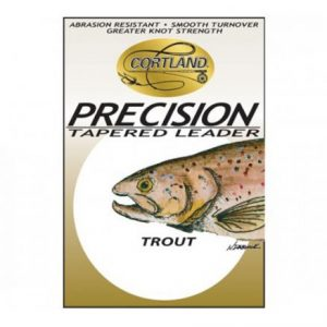 Cortland Precision Leader salmon/steelhead 8lb-0