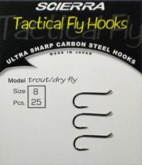 Scierra Fly Hooks -0